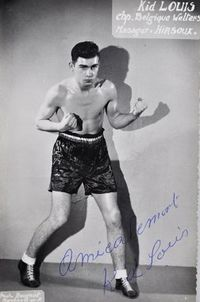Kid Louis boxer