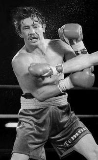 Tommy Cordova boxer