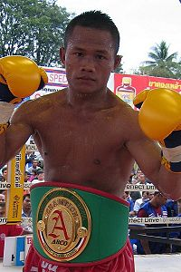 Wicha Phulaikhao boxer