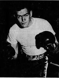 Jimmy Byrne boxer