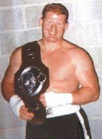 Ben Perlini boxer