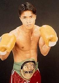 Juanito Rubillar boxer