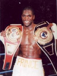 Mark Prince boxer