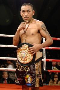 Isidro Garcia boxer