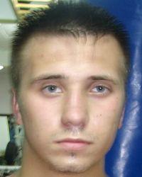 Enid Numanovic boxer
