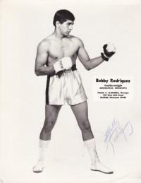 Bobby Rodriguez boxer