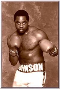 Kirk Johnson boxer