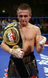 Johnny Armour boxer