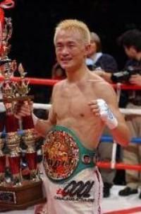Masamori Tokuyama boxer