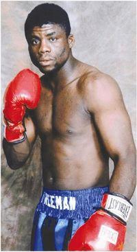 Freeman Barr boxer