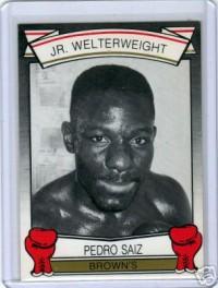 Pedro Saiz boxer