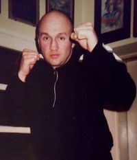Zoran Vujicic boxer