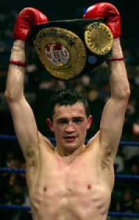 Colin Dunne boxer