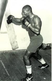 Robert Daniels boxer