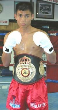 Chris John boxer