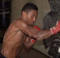 Freddy Beleno boxer