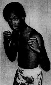 Ronnie Furlow boxer