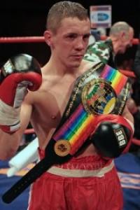 Jason Booth boxer