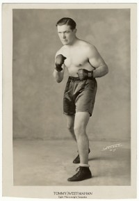 Tommy West boxer