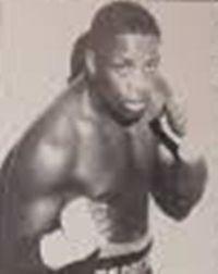 Terrence Lewis boxer