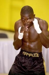 Mamadou Thiam boxer