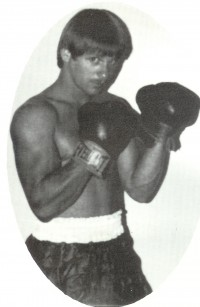 Shawn Simmons boxer