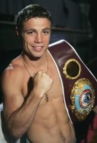 Michael Katsidis boxer