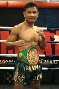 Ongart Sararam boxer