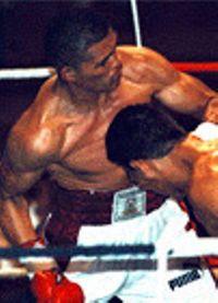Elio Ortiz boxer