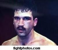 Frank Houghtaling boxer