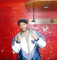 Dillon Carew boxer