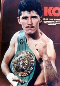 Jose Luis Bueno boxer