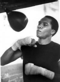 Jeff Stoudemire boxer