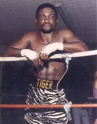 Young Dick Tiger boxer