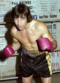 Fernando Sanchez boxer