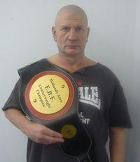 Steve Ward boxer
