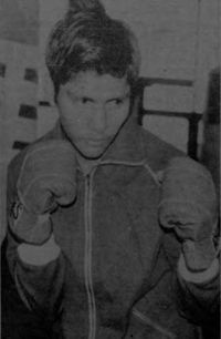 Federico Latino boxer
