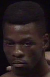 Frankie Mitchell boxer