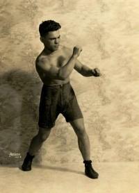 Joe Gorman boxer