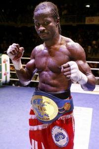 Jackson Osei Bonsu boxer