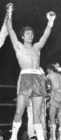 Hugo Ariel Hernandez boxer