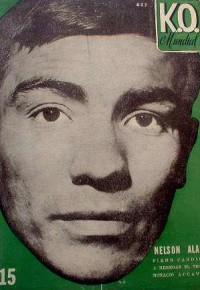 Nelson Alarcon boxer