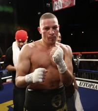 Lou Del Valle boxer