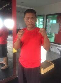 Edward Escriber boxer