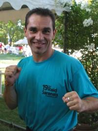 Patrick Charpentier boxer