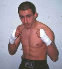 Jose Antonio Lopez Bueno boxer