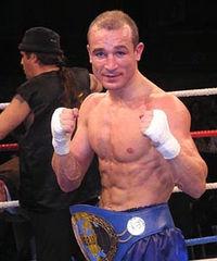 Juan Carlos Diaz Melero boxer
