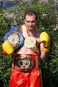 Pedro Miranda boxer