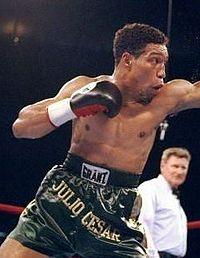Julio Cesar Green boxer