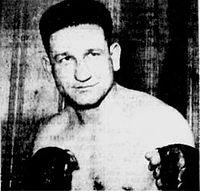 Ron Whittle boxer